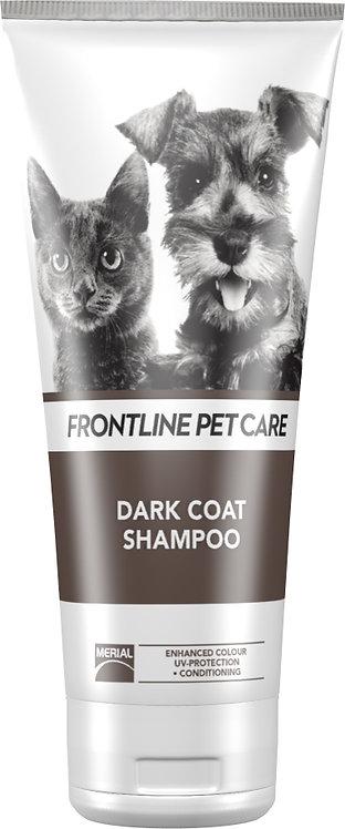 Frontline Pet Care, schampo för mörk päls