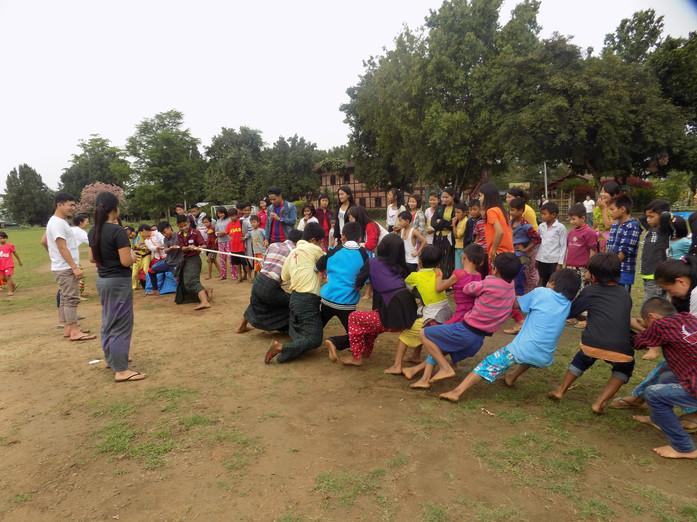 Summer activities - Child Sport