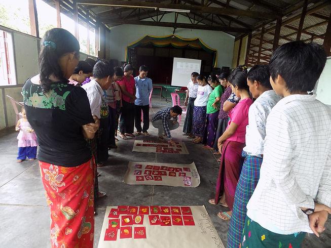 Parental Education CHAD Kachin Myanmar