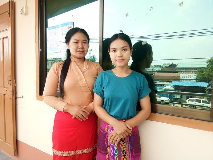 Education Staff CHAD Kachin