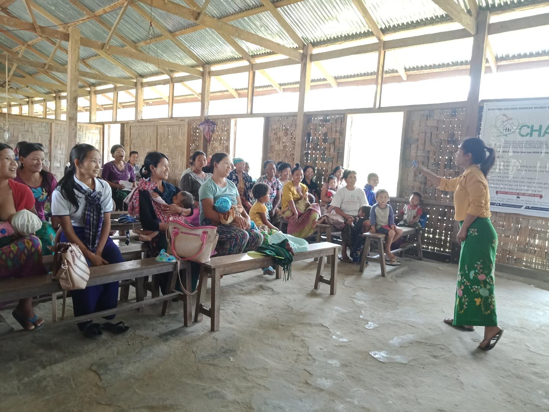 Nutrition awareness training