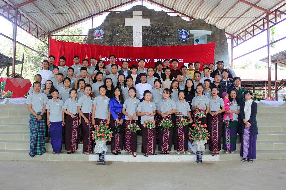 CHAD staff Kachin Myanmar