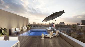 Park Zameret Penthouse, Tel Aviv