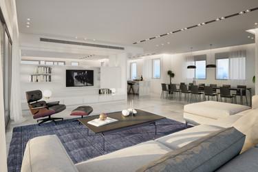 210 sqm Penthouse, Hod Hasharon