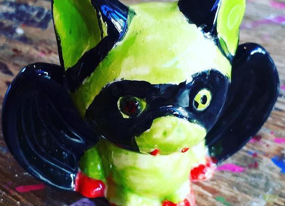 Fang Bat Ornament