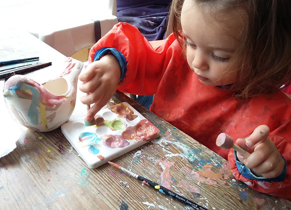 Crafty Kids - October 18th