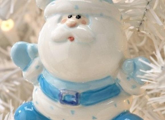 Santa Bauble