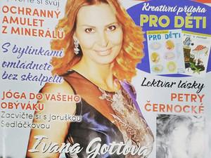 Rozhovor pro Ženydívky.cz publikovaný v časopise Sedmička pro ženy