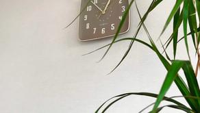 【 Restock 】Lubbock WALL CLOCK