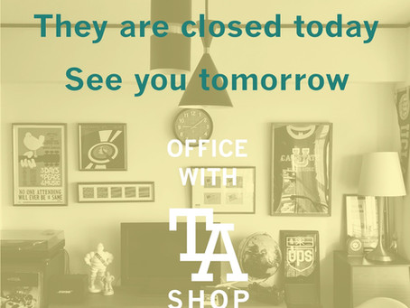 We are closed every Thursday.