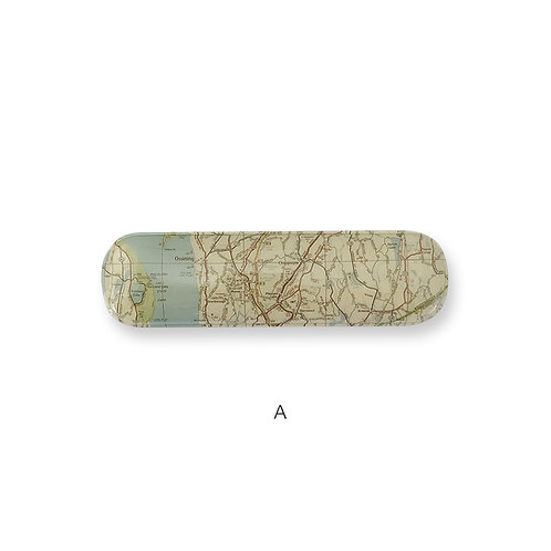 Old Map Line_Pensil Case in old map