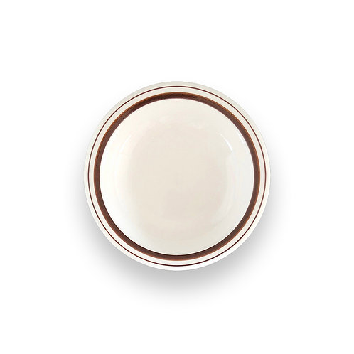 "BROWN LINE HARD TABLEWARE  7.5"" Coupe"