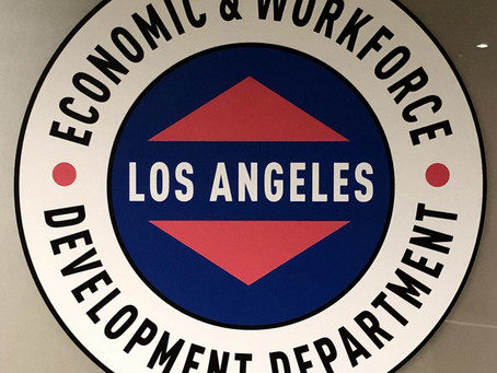 LOS ANGELES APPAREL 14OZ HEAVY FLEECE MID LENGTH-SHORTS
