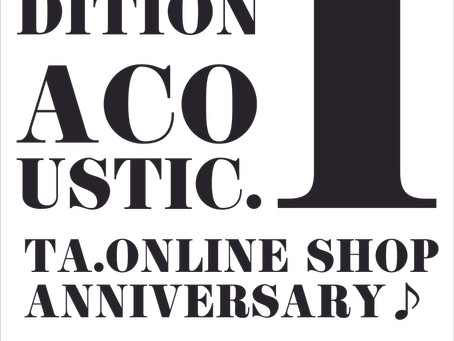 【Sales start !】1st Anniversary SPECIAL BAG