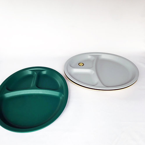 TRIBECA  PLAWARE - OVAL LUNCH PLATE -