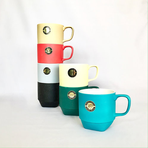 TRIBECA  PLAWARE - STACKING CUP -