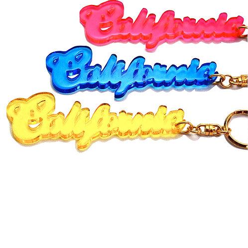 "STATE POP KEY HOLDER ""CALIFORNIA"""