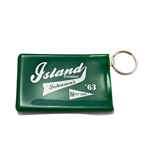 Island Johnson's CARD KEEPER