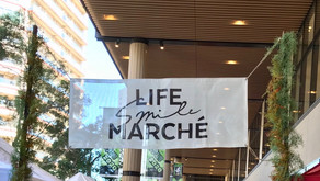 Thank you!!   LIFE smile MARCHÉ@グランツリー武蔵小杉