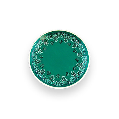 Week Dishs BANDANA Plate