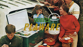 【 NEW PRODUCT 】TRIBECA PLAWARE