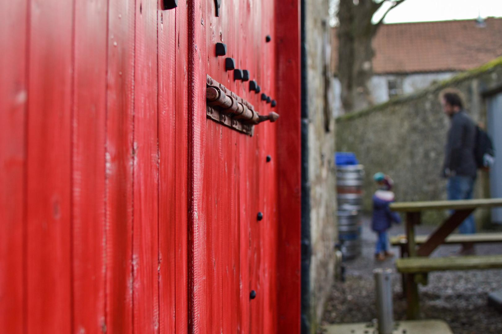 Door studies, Falkland