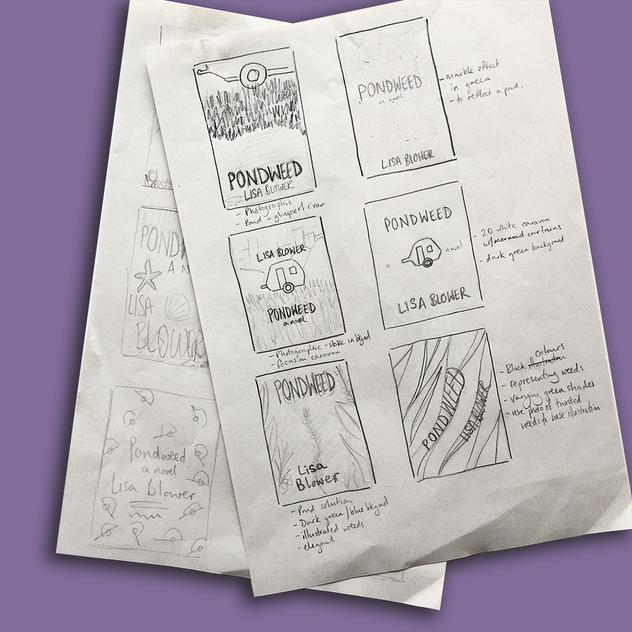 Pondweed – sketches
