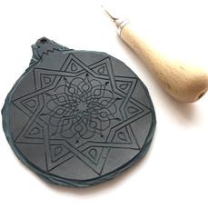 Islamic art bauble