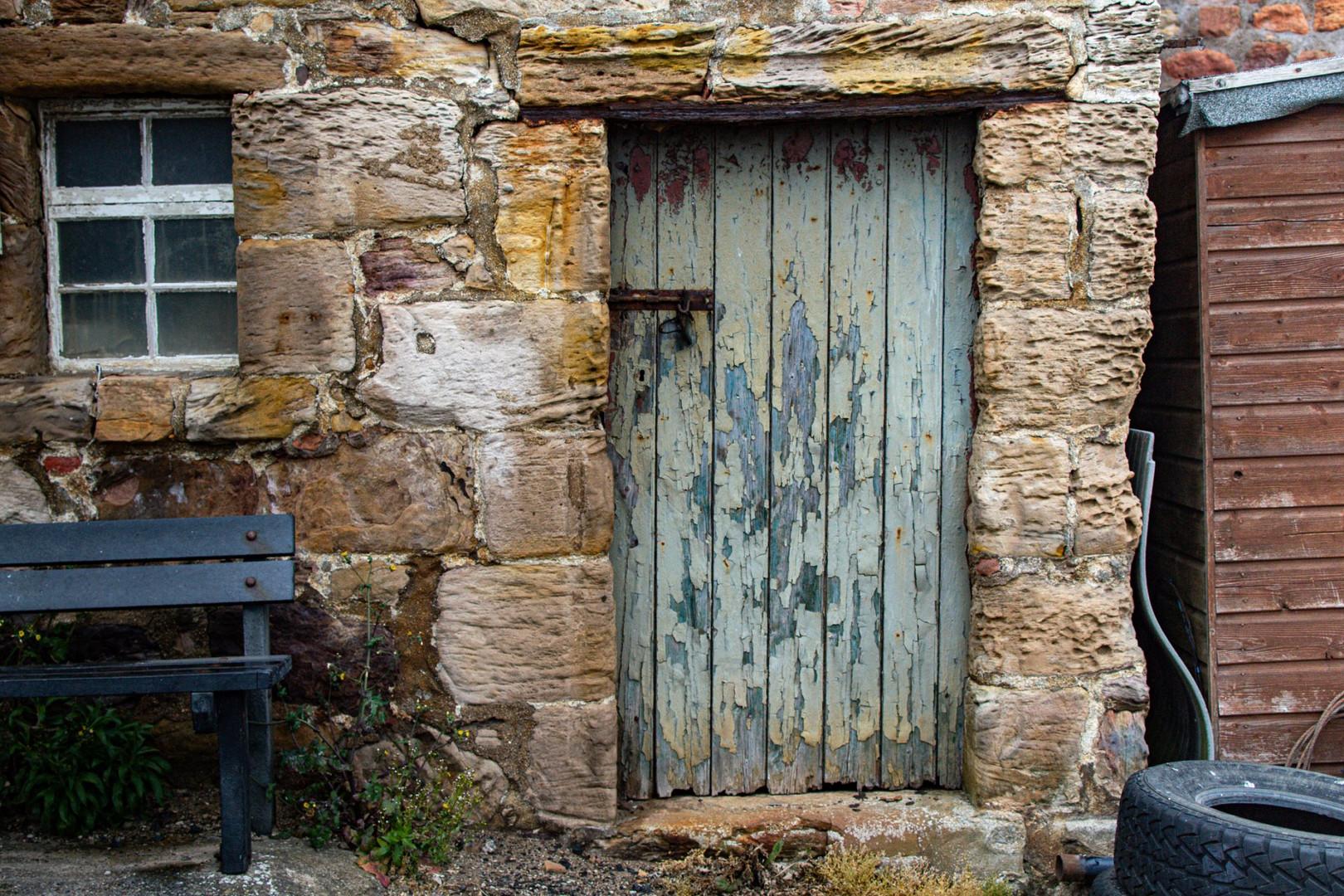 Door studies, Crail