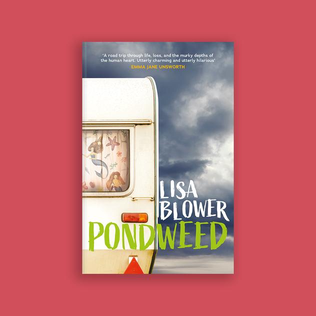 Pondweed by Lisa Blower