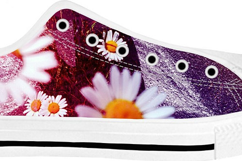 kicking up daisies