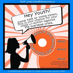 Volunteer Recruiting poster