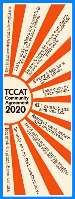 Community Agreement Poster