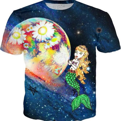 Mermaids take on space
