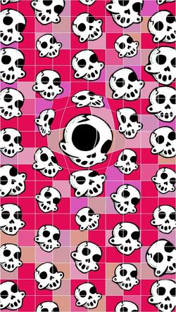Zanoskull pattern