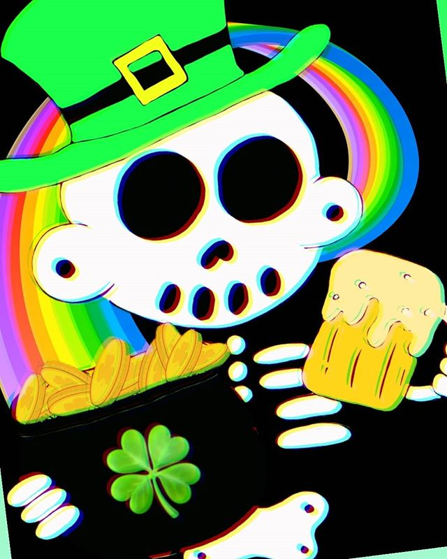 Happy St. Patrick's Day Weekend