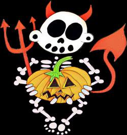 Zanoskull - Halloween