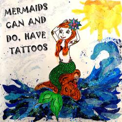 Mermaids 0 Cover