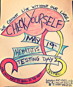 CHEP poster design