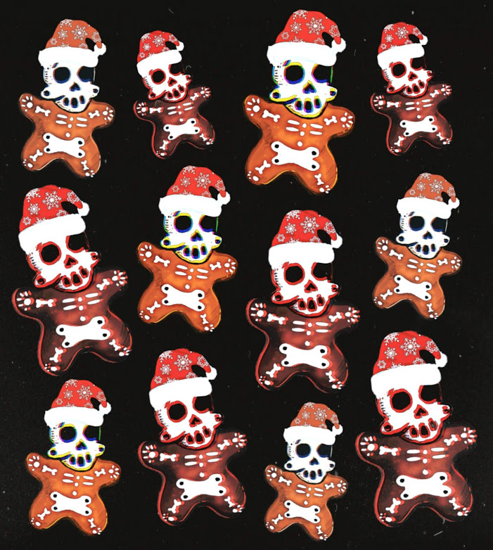 Zanoskull - Gingerbread