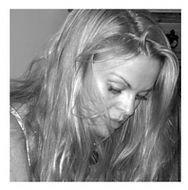 Photograph of Alison Johnson's Portrait