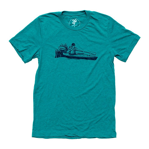 Unisex Kayak Tee - Wholesale