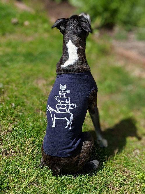 Dog Barnyard Shirt