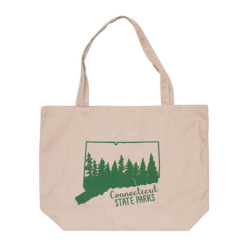 Connecticut State Parks Tote Bag