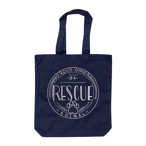 Rescue Owner Tote Bag