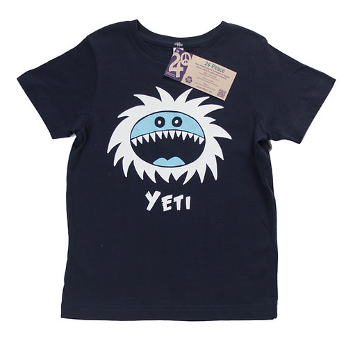 Toddler & Kid's Yeti Tee - Wholesale