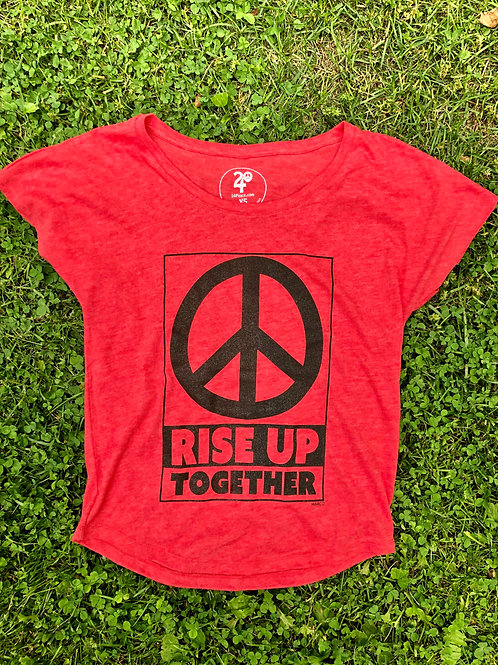 Women's Rise Up Together Tee