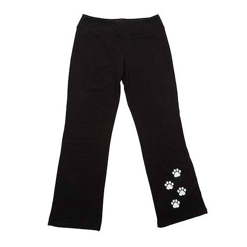 Paw Print Yoga Pant