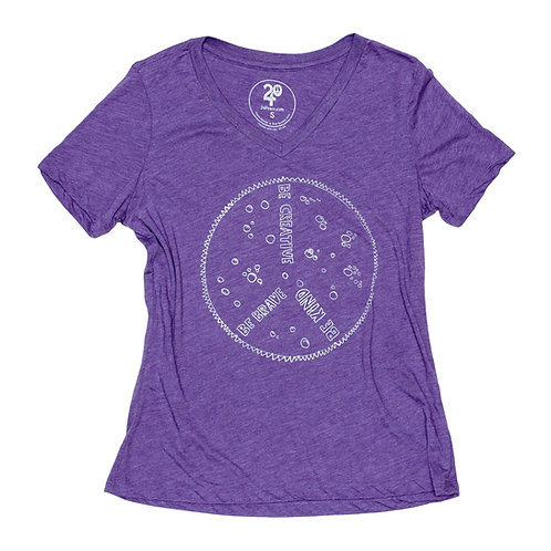 Women's Arturo's Message Tee - Wholesale
