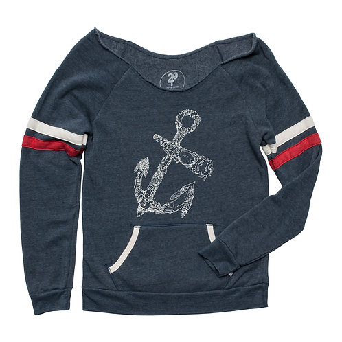 Women's Anchor Lux Sweatshirt